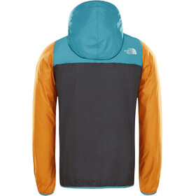 The North Face Fanorak - Veste Homme - gris/orange